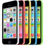 All iPhone 5C Colors