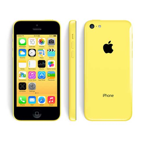 Yellow Refurb iPhone 5C
