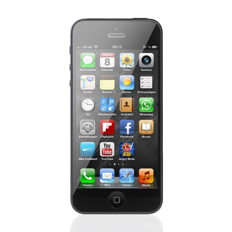 iPhone 5 Black Refurbished