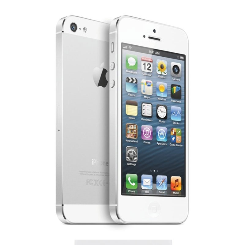 Unlocked iPhone 5 - Refurbished Grade A - Max's Deals