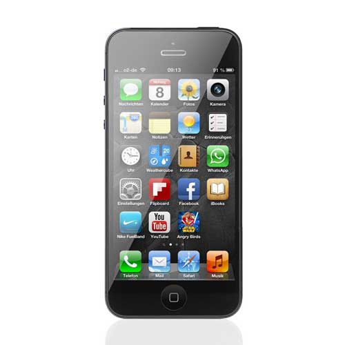 iPhone 5 Refurbished Black