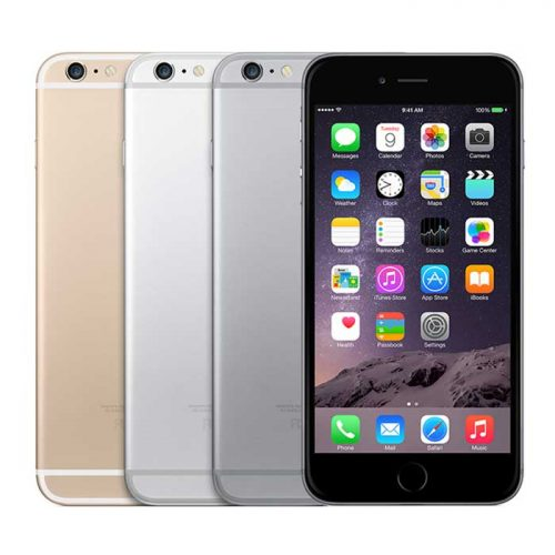 Refurbished iPhone 6Plus All Colours