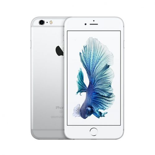Refurbished iPhone 6 plus Silver