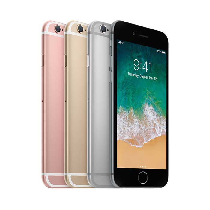 iPhone 6S 4 colors 2)