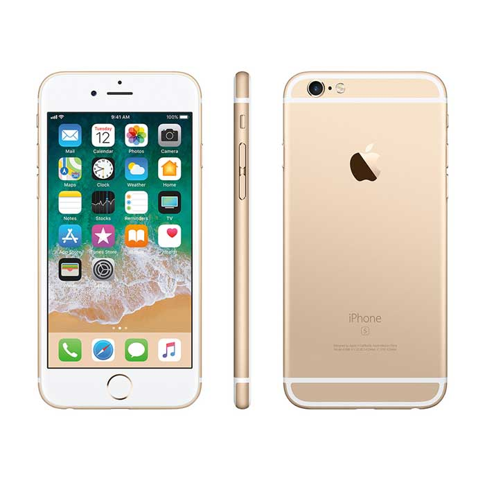 iPhone 6S Gold (2)