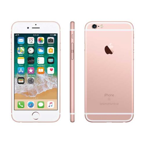 iPhone 6S Rose Gold (2)
