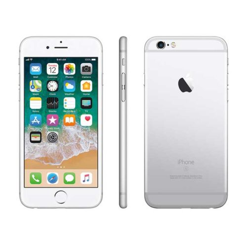 iPhone 6S Silver (2)