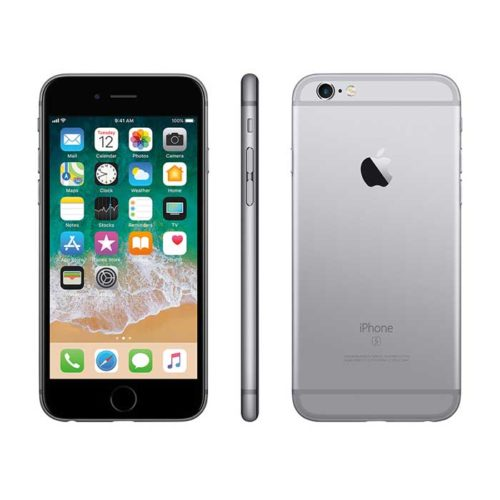 iPhone 6S Space Grey (2)