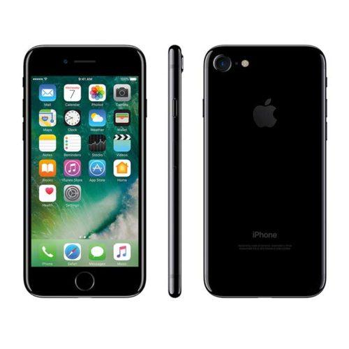 Refurbished iPhone 7 - Jet Black (2)