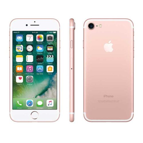 Refurbished iPhone 7 - Rose Gold (2)