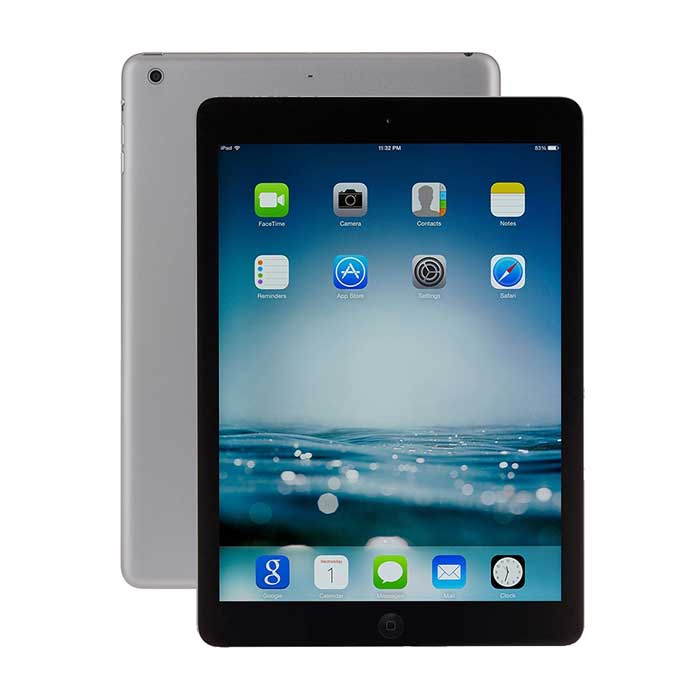 iPad Air 1 - Silver & Space Grey
