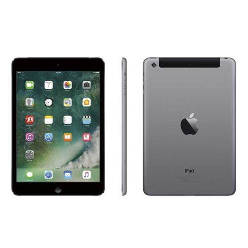 iPad Mini 2 Space Grey 3 views