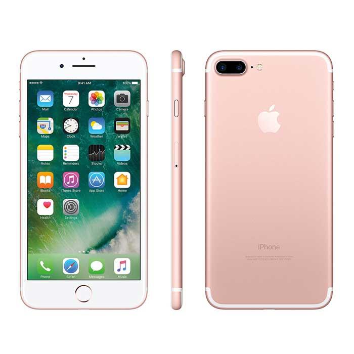 iPhone 7 Plus - Rose Gold 3 views